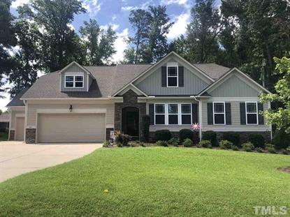 55 Grouper Court  Benson, NC MLS# 2328591