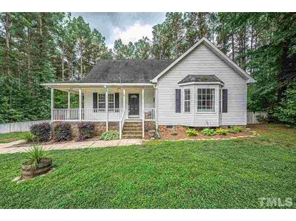 10000 Wood Sap Lane  Zebulon, NC MLS# 2328619