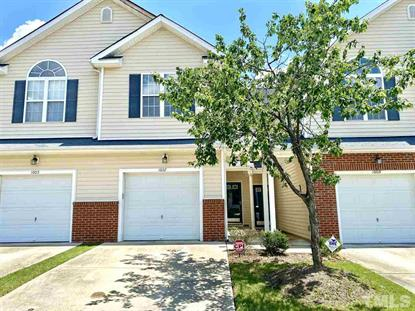 1007 Hadel Place  Knightdale, NC MLS# 2328658
