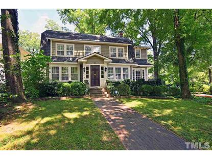 225 Hillcrest Road Raleigh, NC MLS# 2328720