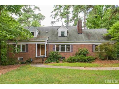 3406 Windsor Way  Durham, NC MLS# 2328721