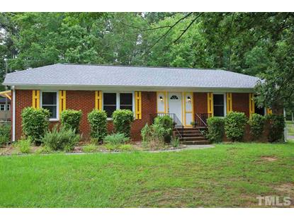 726 Forge Road  Durham, NC MLS# 2328731