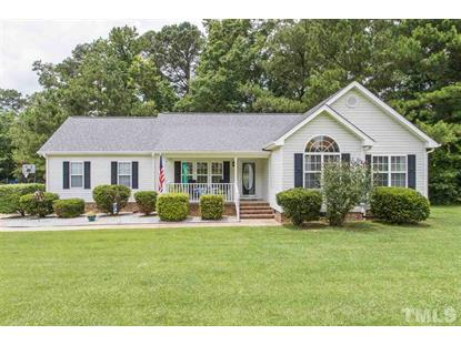 1800 Blue Marble Lane  Willow Spring, NC MLS# 2328755