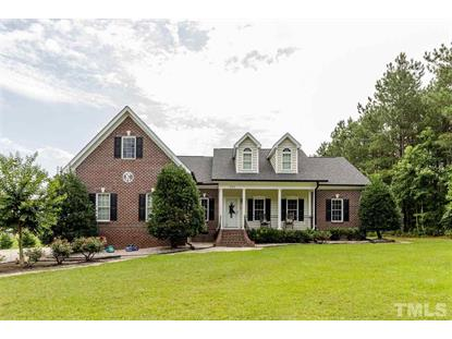 593 Williams White Road  Zebulon, NC MLS# 2328775