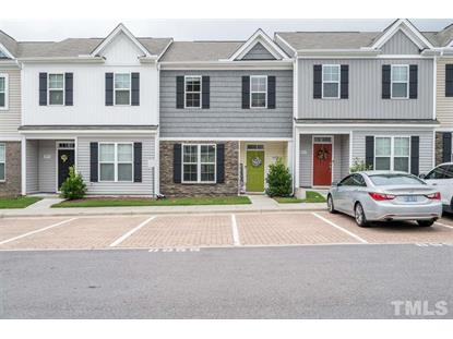 8955 Commons Townes Drive  Raleigh, NC MLS# 2328793