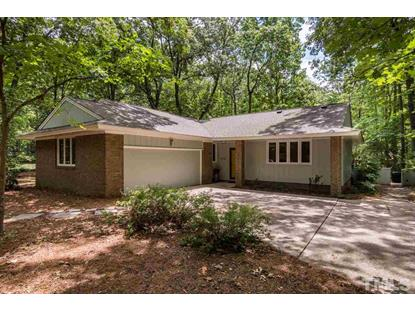 402 Woodland Court  Cary, NC MLS# 2328799