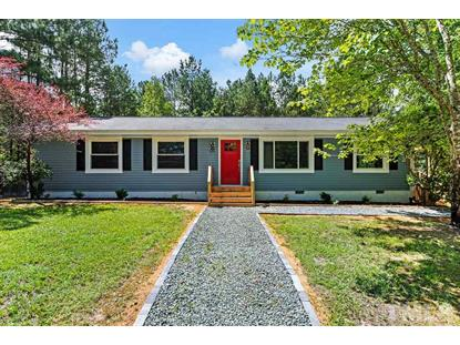 5604 Bobcat Road  Chapel Hill, NC MLS# 2328899