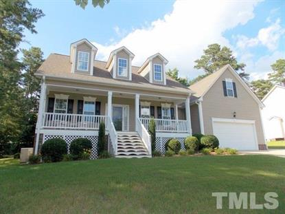 663 Contender Drive  Clayton, NC MLS# 2328910