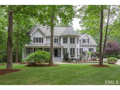 119 Fawn Ridge Road  Chapel Hill, NC MLS# 2328919