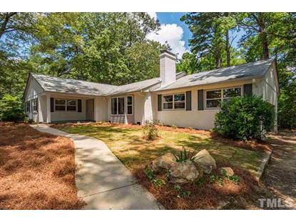 205 Old Greensboro Road  Chapel Hill, NC MLS# 2328986