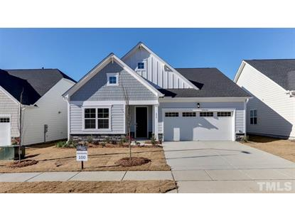 126 Ivory Lane  Raleigh, NC MLS# 2329005