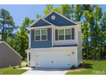 80 Bounding Lane  Youngsville, NC MLS# 2329418