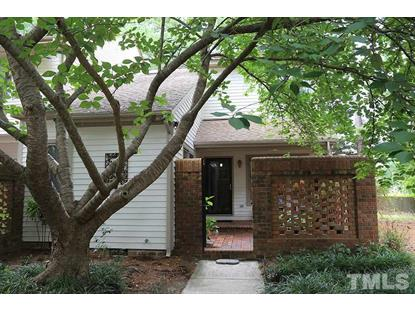 15 Bloomsbury Court  Chapel Hill, NC MLS# 2329465