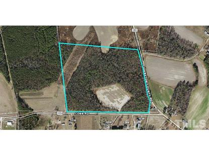 Cobb Road  Benson, NC MLS# 2329502