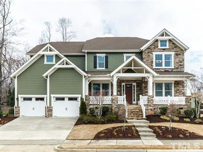 1405 Spring Overlook Lane  Hillsborough, NC MLS# 2329601