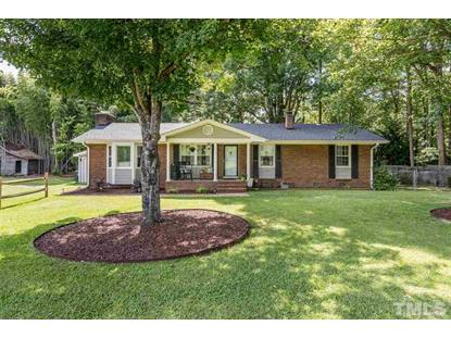 4021 Billy Hopkins Road  Zebulon, NC MLS# 2329662