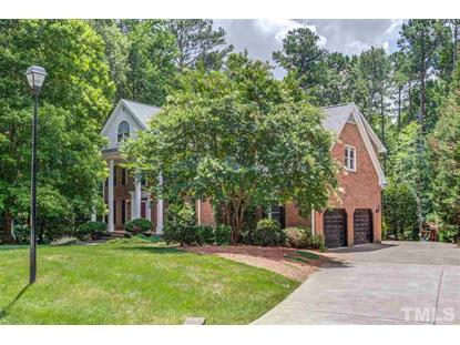 1809 Green Downs Drive  Raleigh, NC MLS# 2329770