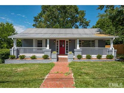 106 S West Hill Avenue  Hillsborough, NC MLS# 2329789