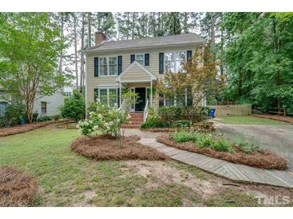 2612 Halfhitch Trail  Raleigh, NC MLS# 2329852