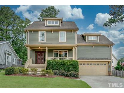1205 Applethorn Drive  Apex, NC MLS# 2329881