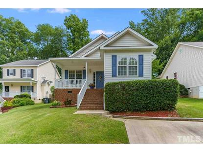 109 Lemon Drop Circle  Apex, NC MLS# 2330000