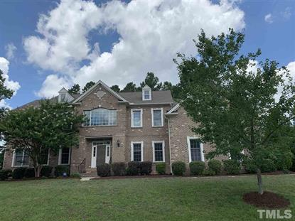 4120 Piney Gap Drive  Cary, NC MLS# 2330025