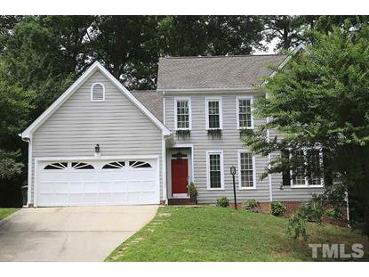 106 Parkcrest Drive  Cary, NC MLS# 2330035