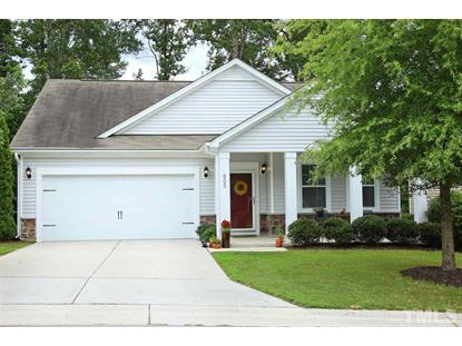 805 Amarillo Rose Lane  Durham, NC MLS# 2330047