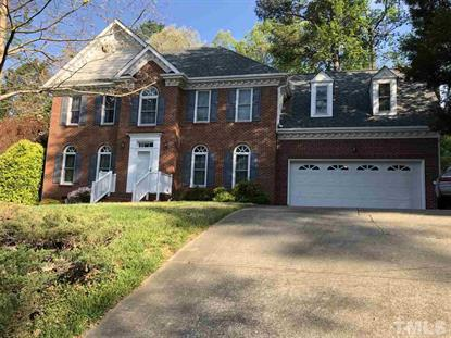 304 Parkknoll Lane  Cary, NC MLS# 2330063