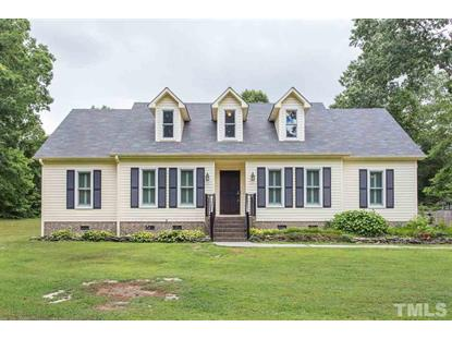 316 Thornwood Lane  Youngsville, NC MLS# 2330068