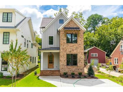 3213 Merriman Avenue  Raleigh, NC MLS# 2330102
