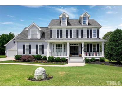 6280 Brackney Trail  Holly Springs, NC MLS# 2330229