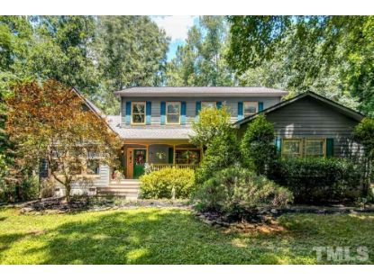2020 Billabong Lane Chapel Hill, NC MLS# 2330273