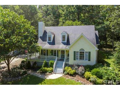 150 Laurel Brook Court  Fuquay Varina, NC MLS# 2330292