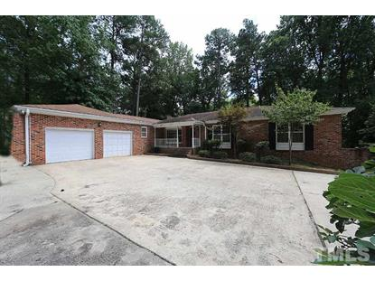 1603 Westhaven Drive  Raleigh, NC MLS# 2330352