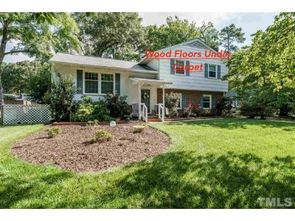 5323 Collingswood Drive  Raleigh, NC MLS# 2330547