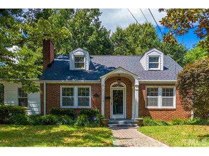 2724 Everett Avenue  Raleigh, NC MLS# 2330580