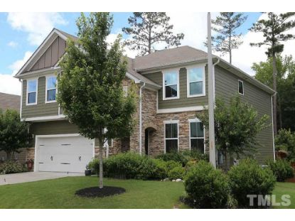 8837 Forester Lane  Apex, NC MLS# 2330698