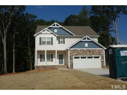 3449 Lilac Lane  Wake Forest, NC MLS# 2330933