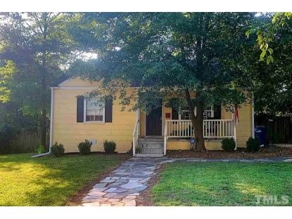1703 Midwood Drive Raleigh, NC MLS# 2331666