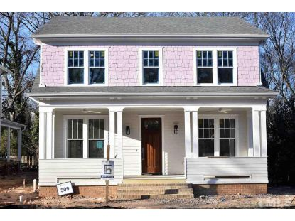 509 East Lane Street  Raleigh, NC MLS# 2332294