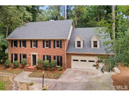 4018 Glen Laurel Drive  Raleigh, NC MLS# 2333137