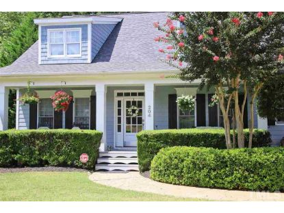 204 Wyecreek Circle  Holly Springs, NC MLS# 2333320