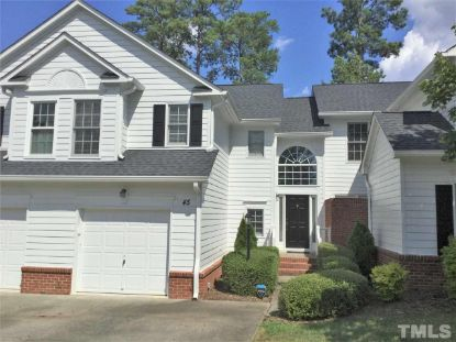 45 Lake Village Drive  Durham, NC MLS# 2333465