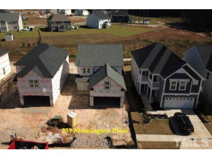 239 Mornington Place  Clayton, NC MLS# 2333552