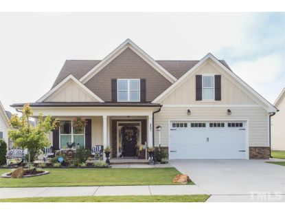 125 Plantation Drive  Youngsville, NC MLS# 2333815