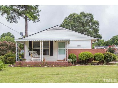 744 Fitzgerald Drive  Raleigh, NC MLS# 2333846