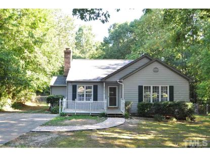 149 Thistle Drive  Youngsville, NC MLS# 2334034