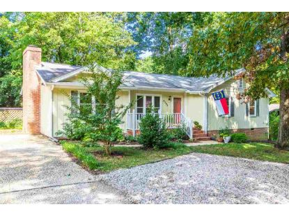 5205 Cypress Lane  Raleigh, NC MLS# 2334152