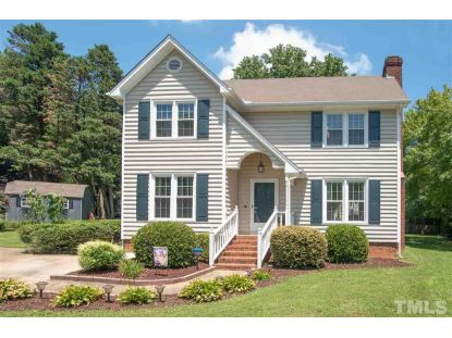 8613 Clovehitch Court  Raleigh, NC MLS# 2334260